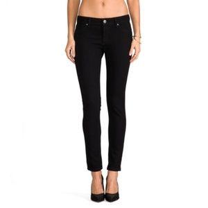 DL1961 Emma Black Leggings Jeans | sz 27